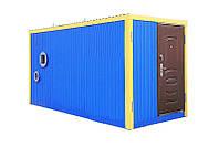 Дизельный парогенератор ПГ-1000 в блок-контейнере ZZBO