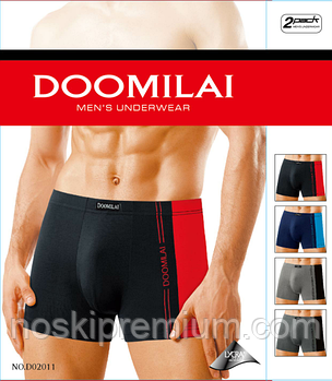 Мужские трусы боксеры Doomilai хлопок 02011