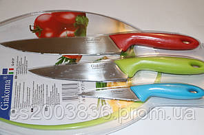 Кухонные ножи блистер Giakoma 8137