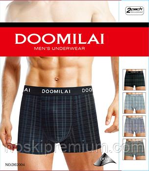 Мужские трусы боксеры Doomilai хлопок 02004
