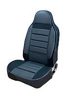 Автомобильные чехлы на сиденья для Daewoo Nexia 1996- (задн. сид. подголовники) пилоты