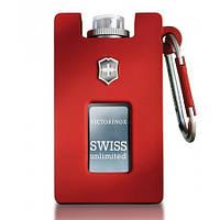 Victorinox Swiss Unlimited Red - Victorinox Мужские духи Викторинокс Свисс Унлимитед Ред Туалетная вода, Объем: 1,2мл
