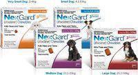 Nexgard Нексгард таблетки для собак от блох и клещей 1 упаковка от 2 до 4 кг S срок до 06.2018