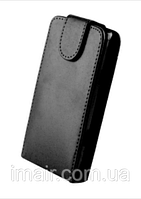 Чехол флип для LG L80 (D380) черный