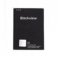 Аккумулятор ААА Blackview A5 Original