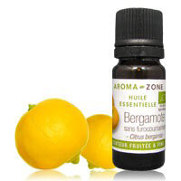 Бергамот без фурокумаринов (Citrus bergamis) BIO Объем: 10 мл
