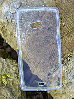 TPU чехол Ultrathin Series 0,33mm для Microsoft Lumia 535