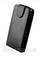 Чехол флип для Samsung i8160 черный