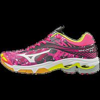 Волейбольные кроссовки женские Mizuno Wave Lightning Z4 (V1GC1800-90) SS18, Размер UK 5