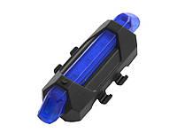 Габарит для велосипеда DC 918 с аккумулятором С встроенным аккумулятором. Синий