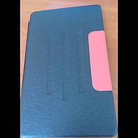 Кожаный чехол-книжка TTX  для Asus ZenPad 8.0 (Z380C) Черный