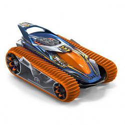"Машина-вездеход на р/у ""VelociTrax"" (1час зарядка аккум. 7,2v), оранжевый"