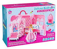 """Мебель для кукол """"Комната принцессы"""" (Китай)"""