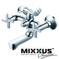 Смеситель для ванны короткий нос MIXXUS Galaxy Euro (Chr-009), Польша