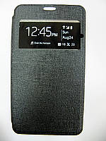 Чехол для Nokia Lumia 430 Книжка ULIKE с окном красная и черная