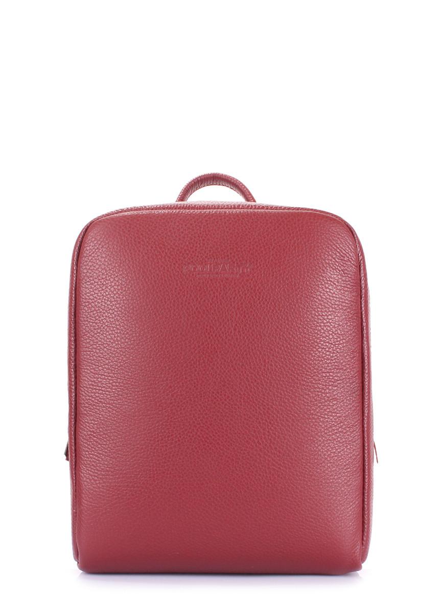 3537a091a032 Женский городской деловой рюкзак из натуральной итальянской кожи, модель
