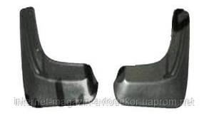 Брызговики задние Volkswagen Jetta 2011-15 г. (Лада Локер)