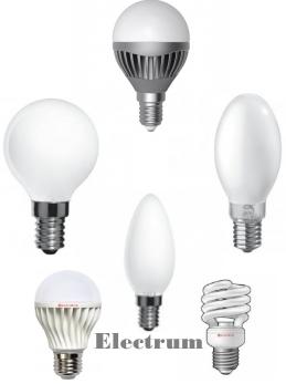 Electrum лампы, светильники, прожектора