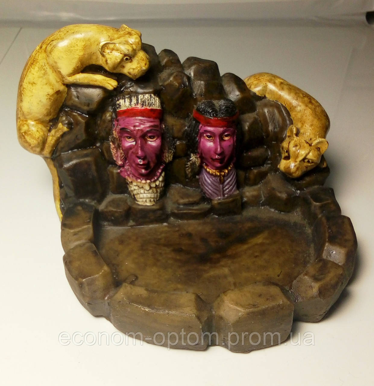 Пепельница Керамика