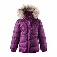 Куртка-пуховик зимняя для девочки Reima Usvat 531230, цвет 4900