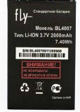 Аккумулятор FLY BL4007 / DS123 2000mAh Original