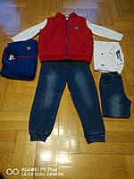 Костюм- тройка для мальчиков Buddy Boy 1-5 лет.