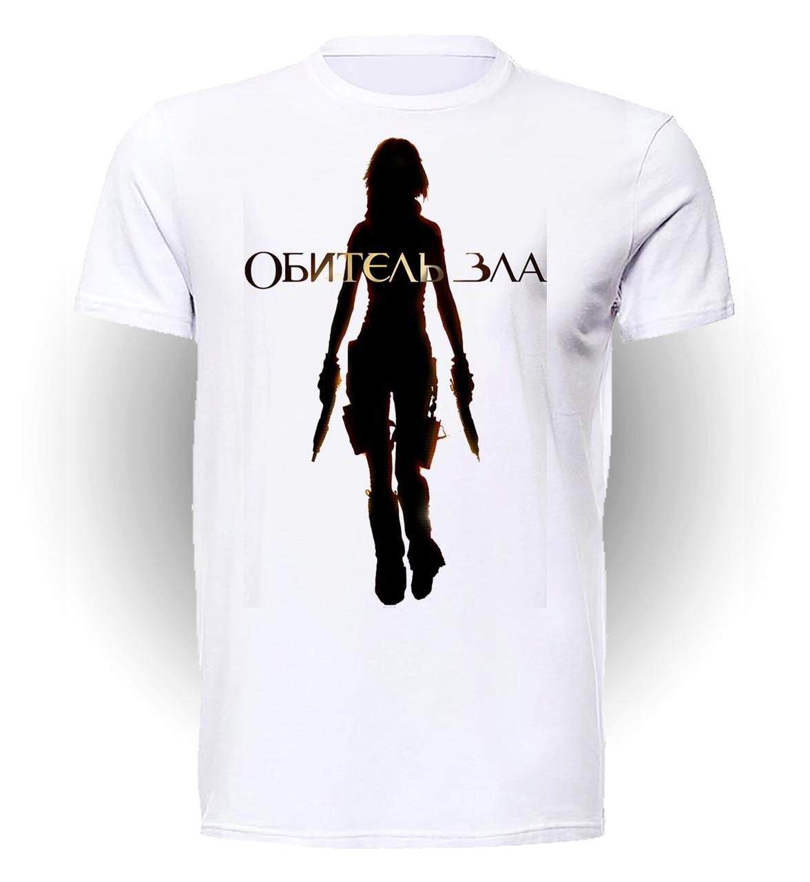 Футболка GeekLand Обитель Зла Resident Evil Extinction art RE.01.018