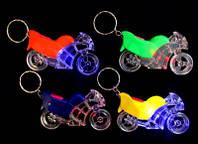 Светящийся брелок Мотоцыкл