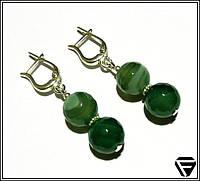Зеленый агат, денежный камень