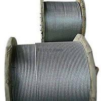 Канат стальной с нержавеющей стали, диаметр 4,0 мм