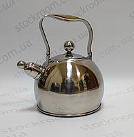 Чайник со свистком Krauff Zahm 26-202-014  3.0л, фото 1