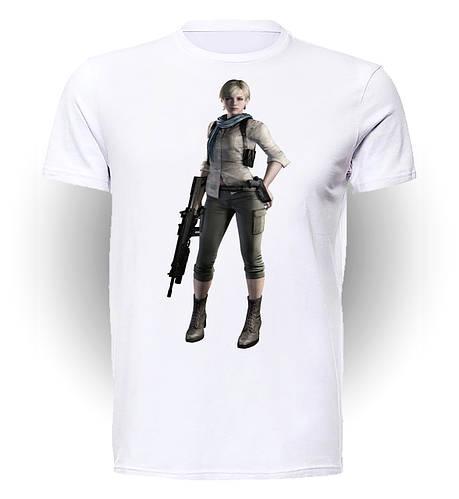 Футболка GeekLand Обитель Зла Resident Evil Sherry Birkin art RE.01.022