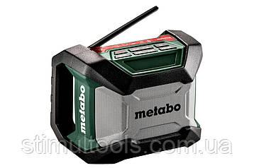 Аккумуляторный радиоприемник Metabo R 12-18 BT, Bluetooth, Каркас