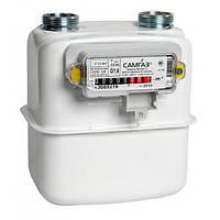 Газовый счетчик Самгаз G 1,6 RS/2001-2 (без гаек 1 1/4 Л)