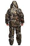 "Теплый зимний костюм из непромокаемой ткани Alova ""Бурый медведь"" до -30℃ размер 46, фото 4"