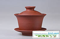 Гайвань для чаепития, глина, ручная работа, фото 1