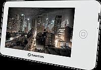 """Видеодомофон Tantos Neo 7"""" (White) - экран 7 дюймов, запись на SD карту, датчик движения"""