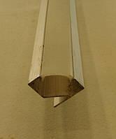 Алюминиевый профиль угловой для светодиодной лентыBiom (аналог Feron CAB272)