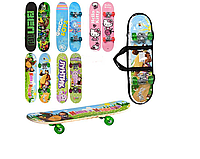 Детский скейт MS0299 (60х15см)