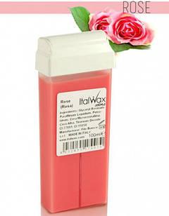 Воск кассетный с роликом Роза ITALWAX