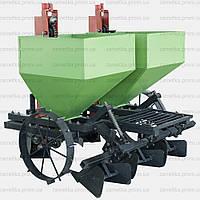 Картофелесажатель двухрядный «ДТЗ» КС-2М