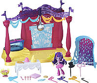 П,  Игровой набор My Little Pony Equestria Minis Canterlot мини Май Литл Пони