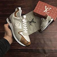 Женские кроссовки Louis Vuitton Run Away , Копия