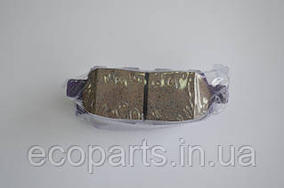 Колодки тормозные задние Nissan Leaf