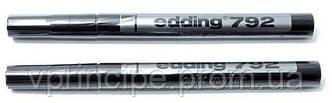 """Маркер """"Edding"""" 792 0,8мм черный"""