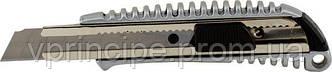 Нож для бумаг №2 18мм  металлический в блистере, Buromax
