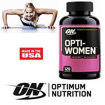 Лучшие витамины ON Opti - Women 60 к, фото 2