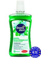 Ополіскувач ротової порожнини антибактеріальний DONTODENT Mundspülung antibakterielle Mundhygiene, 500 ml