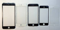 Рамка + оса + верхнее стекло дисплея IPhone