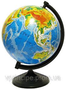 Глобус  26 см физический, Львов